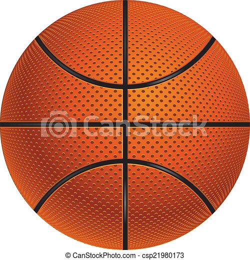 Basketball Ball - csp21980173