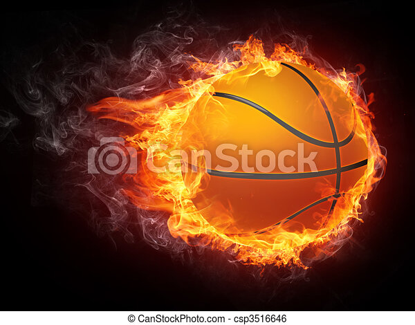 Basketball Ball - csp3516646