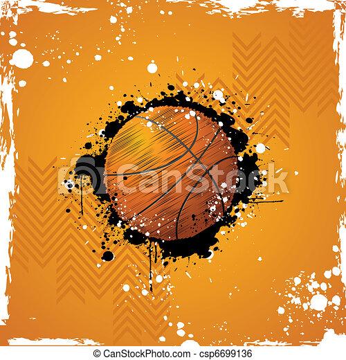 Basketball - csp6699136