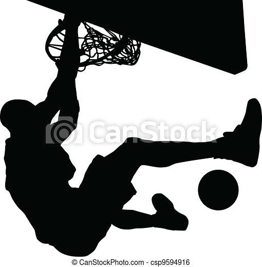 basketball - csp9594916