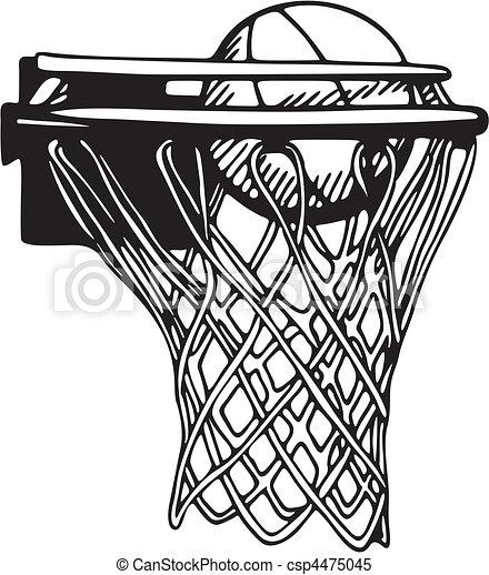 Basketball - csp4475045