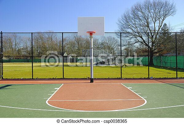 Outdoor basketball court stock images - Search Stock ...