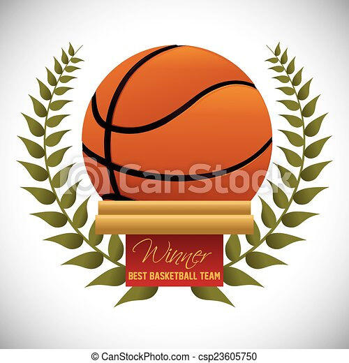 Basketball Design Vector Illustration