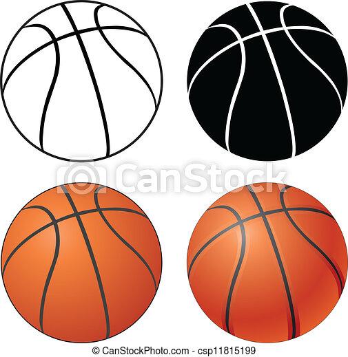 Basketball - csp11815199