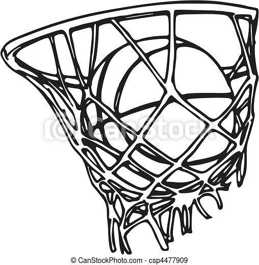 Basketball - csp4477909