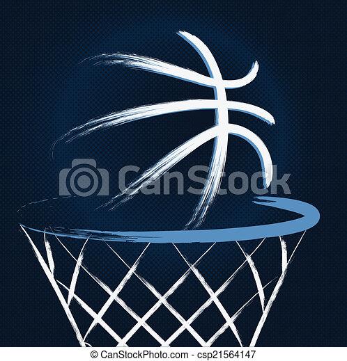 Basketball - csp21564147