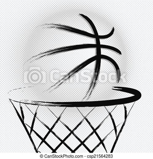 Basketball - csp21564283