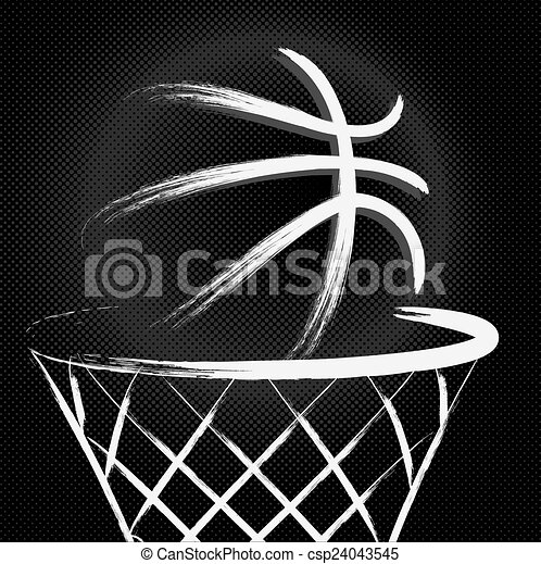Basketball - csp24043545