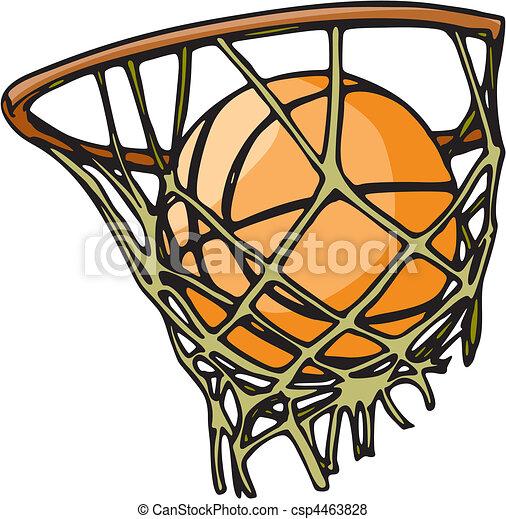 Basketball - csp4463828