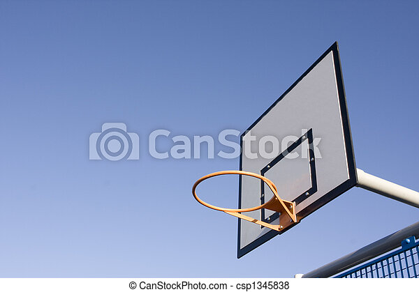 basketball hoop board - csp1345838