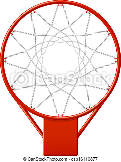 Basketball hoop - csp16110877
