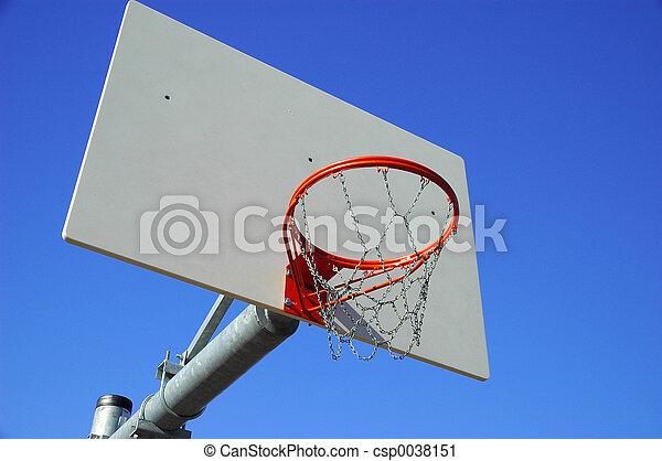 Basketball hoop - csp0038151