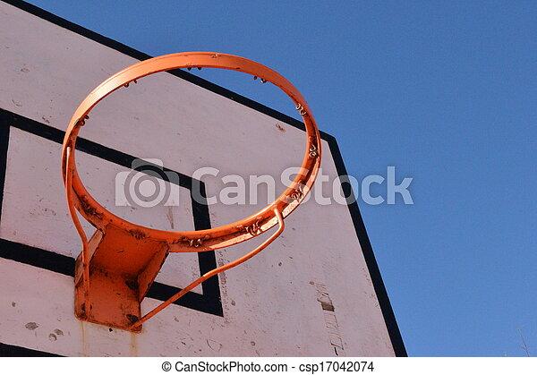 basketball hoop - csp17042074