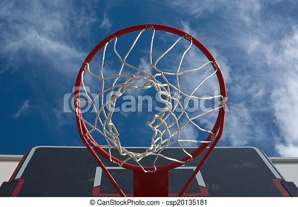 Basketball hoop - csp20135181
