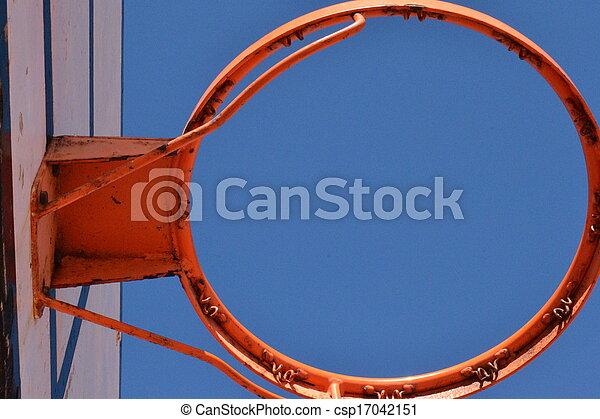 basketball hoop - csp17042151