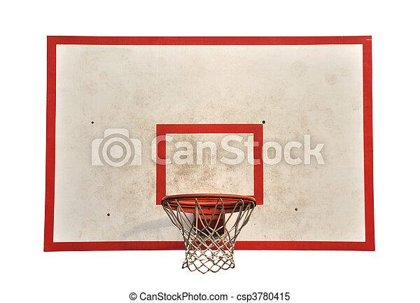 Basketball hoop - csp3780415