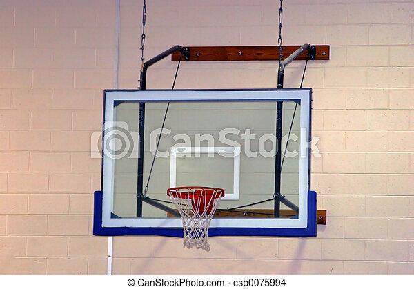 Basketball Hoop - csp0075994