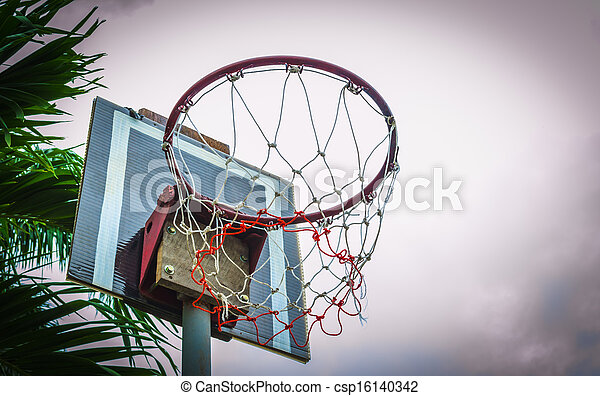 Basketball Hoop  - csp16140342