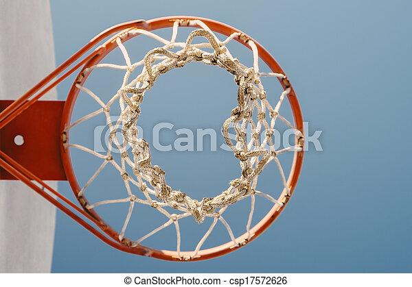 Basketball Hoop - csp17572626