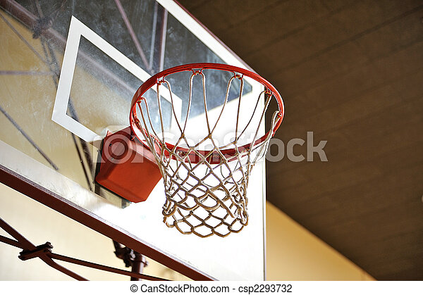 Basketball Hoop - csp2293732