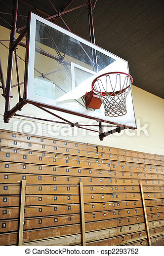 Basketball Hoop - csp2293752
