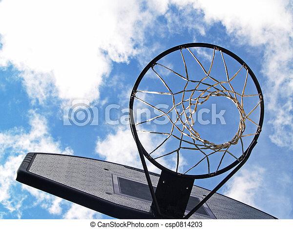 basketball hoop - csp0814203