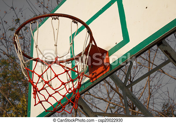 Basketball Hoop - csp20022930