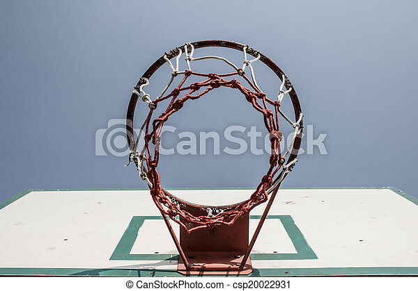 Basketball Hoop - csp20022931