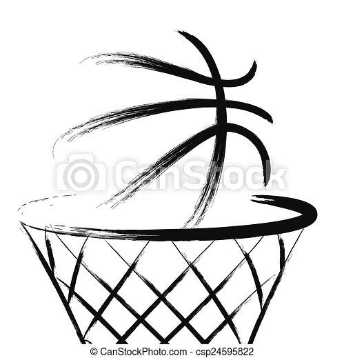 Basketball - csp24595822