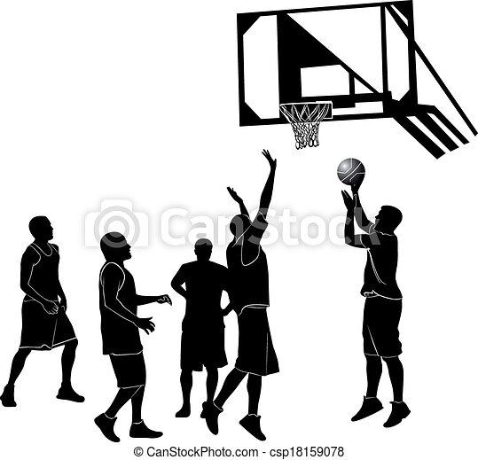 basketball - csp18159078