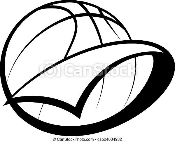 Basketball Pennant - csp24604932