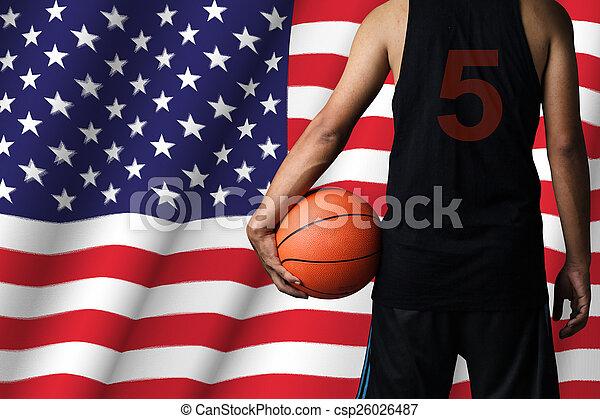 Basketball - csp26026487