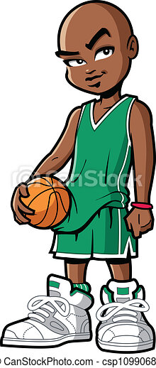 Basketball Player - csp10990686