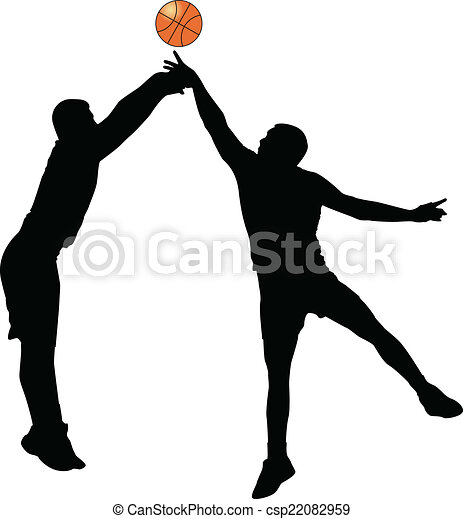 basketball player jump shot - csp22082959