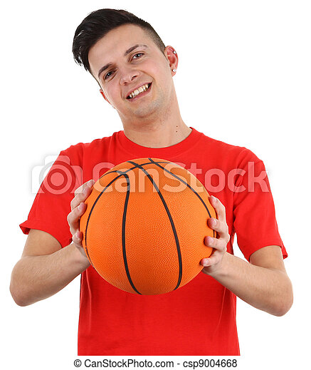 basketball player - csp9004668