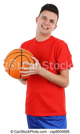 basketball player - csp9004665