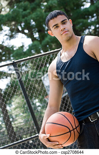 Basketball Player - csp2708644