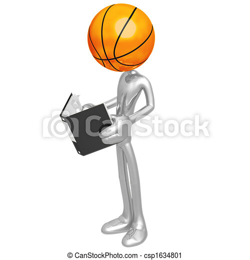 Basketball Rulebook - csp1634801