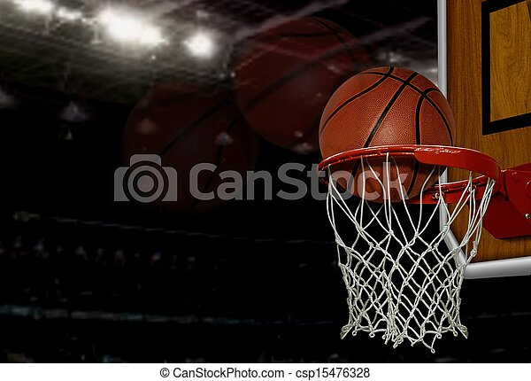 basketball shot - csp15476328