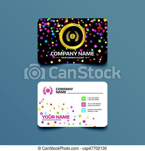 basketball card template