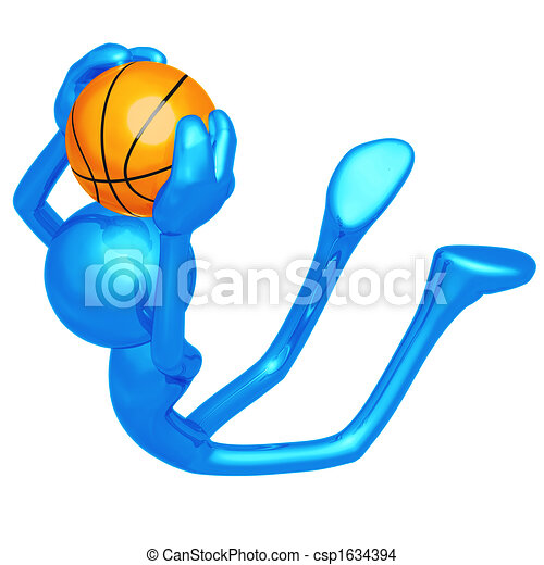 Basketball Slam - csp1634394