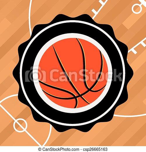 basketball sport - csp26665163