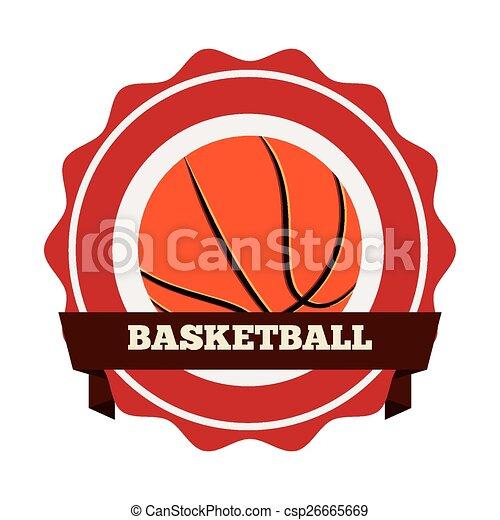 basketball sport - csp26665669