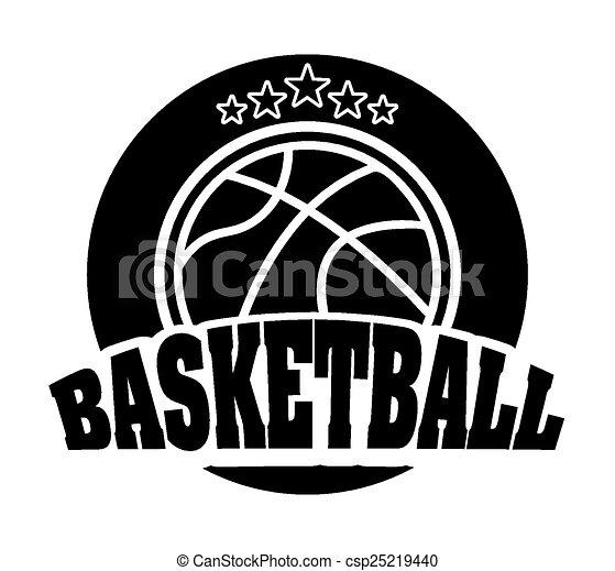 basketball sport - csp25219440