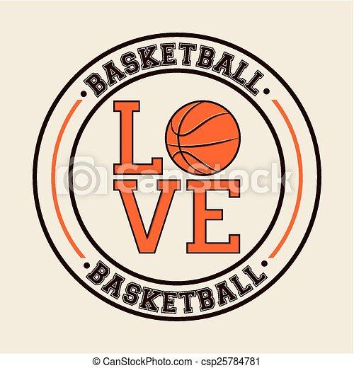 basketball sport - csp25784781