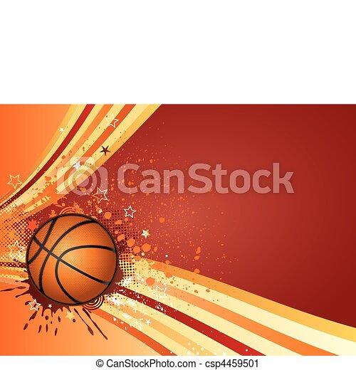 basketball sport - csp4459501