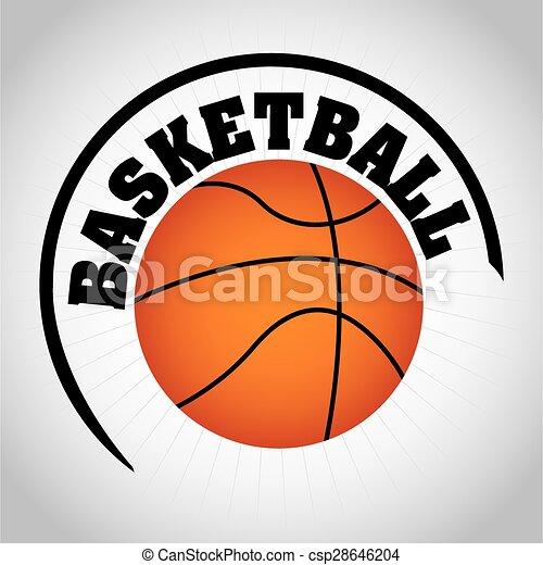 basketball sport - csp28646204