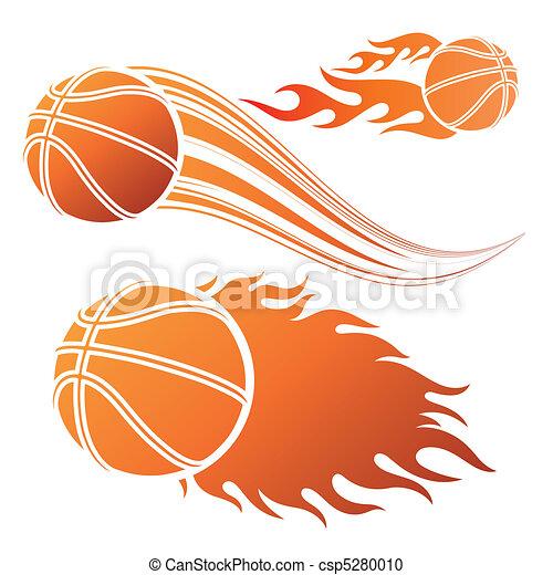 basketball sport - csp5280010