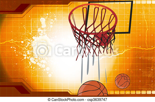 Basketball - csp3639747
