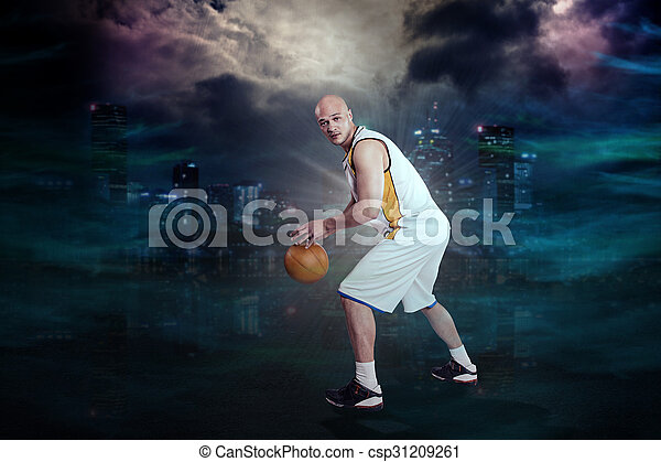 basketball - csp31209261